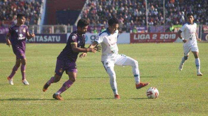 Kalah dari Persik Kediri Pelatih PSIM Yogyakarta Sebut Permainan Cukup Berimbang