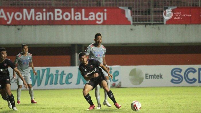 Persita Tangerang Vs Bali United : Pendekar Cisadane Bertekad Bawa Pulang Kemenangan