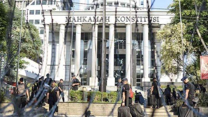 Jelang Putusan Sengketa Pilpres 27 Juni, 13 Ribu Personel TNI-Polri Amankan Sekitar Gedung MK