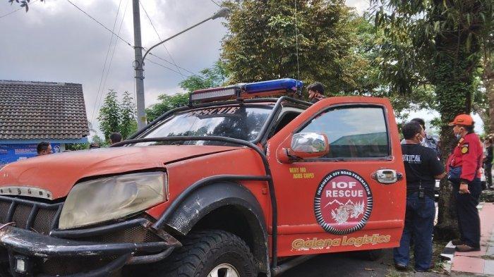 BREAKING NEWS : Korban Hanyut Terseret Arus Kalibening Ditemukan Tewas di Sungai Progo