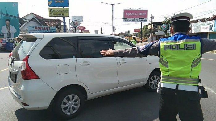 Tujuh Mobil Pemudik yang Nekat Masuk Klaten Diminta Putar Balik ke Yogyakarta