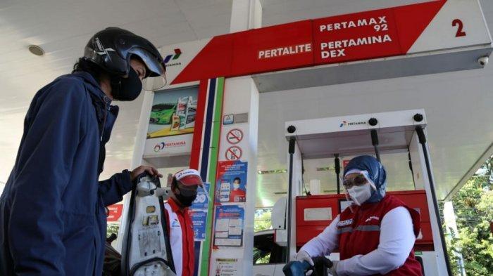 Pertamina Jateng-DIY : Konsumsi BBM Selama PPKM Turun 25,5 Persen