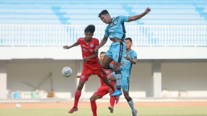 PSIM Yogyakarta Taklukan Diklat Merden 4-0, Berikuti Catatan Asisten Pelatih Seusai Pertandingan