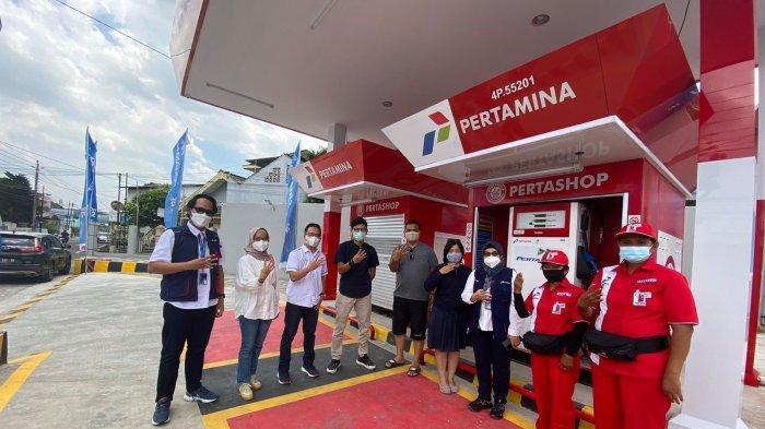 Pertashop Perdana Kota Yogyakarta Beroperasi, Tersedia 2 Unit Sekaligus