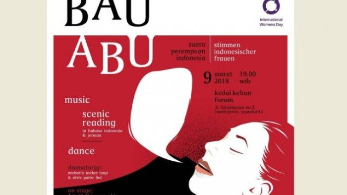 Malam Ini, Pertunjukan Musik 'Bau-Abu' di Kedai Kebun Forum Yogyakarta