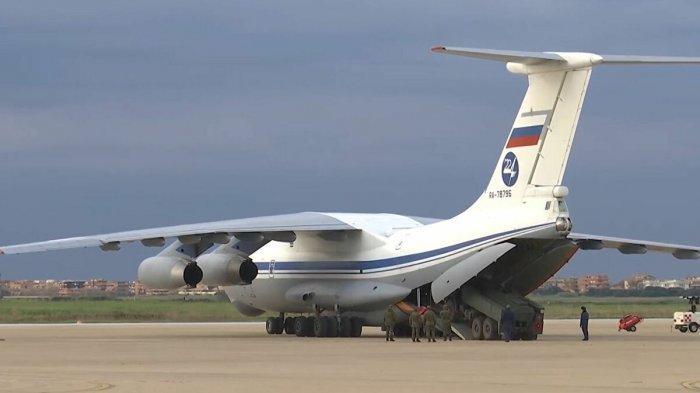 Pesawat Antonov Rusia