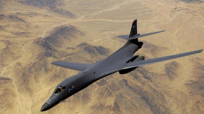 Bisa Picu Perang Dunia III, Pesawat Pembom B-1B Amerika Serikat Terbang di Atas Laut China Selatan