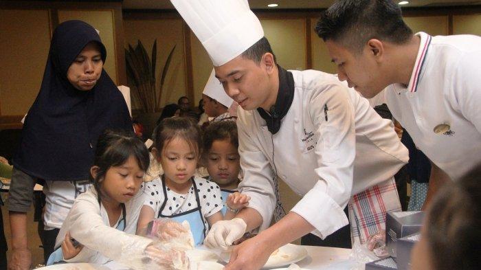 Kids Cooking Class Wujudkan Mimpi Menjadi Chef