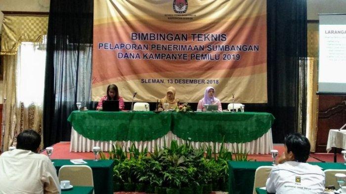 Peserta Pemilu yang Terima Dana Asing Terancam Hukuman Penjara 4 Tahun