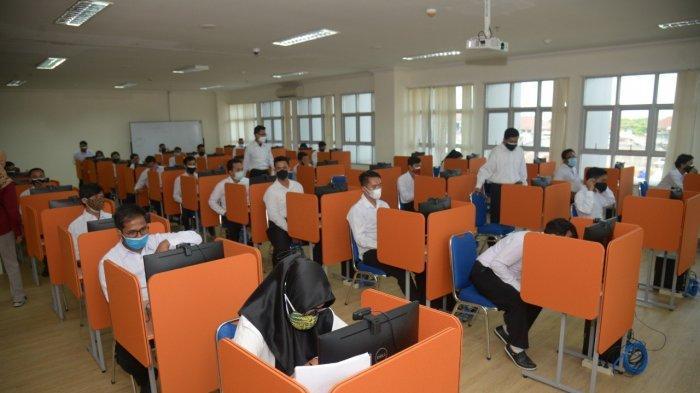 Berasal dari Lima Kabupaten dan Kota, Lebih Dari 20 Ribu Peserta Akan Ikuti Tes CPNS di UNY