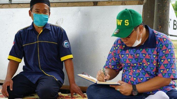 Curhat Ke DWS, Kelompok Pembudidaya Ikan Gamping, Sleman Keluhkan Harga Pakan yang Mahal