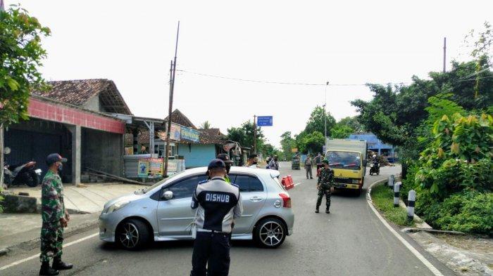 PPKM Darurat Diperpanjang, Penyekatan Hingga Patroli di Gunungkidul Berlanjut