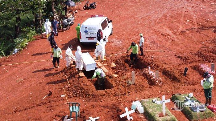 Mahfud MD Miris 17 Persen Masyarakat Tak Percaya Covid-19, Sementara Korbannya Sudah Berjuta-juta
