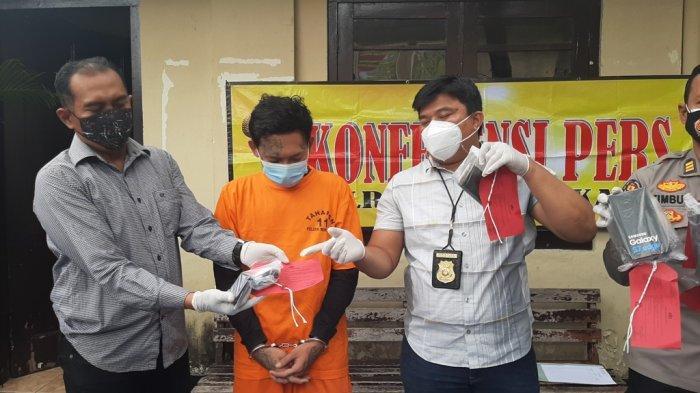 Tak Sanggup Beli Vapor, Tukang Parkir Ini Curi Dua HP di Wirobrajan Yogyakarta Untuk Beli Vapor