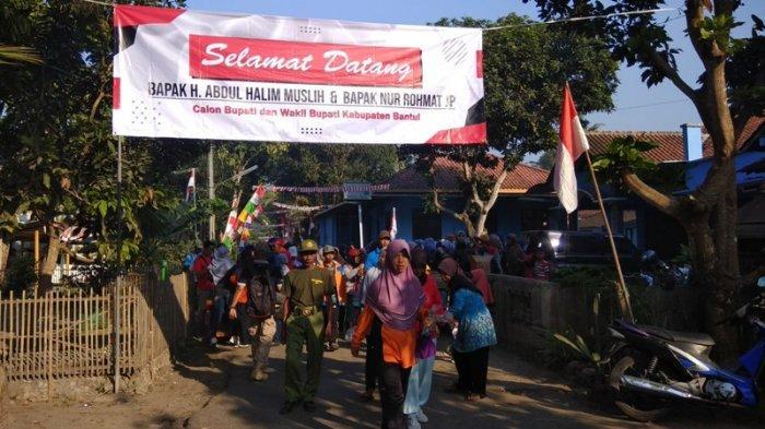 Pilkada Bantul 2020, Partai Demokrat Sodorkan Pasangan Abdul Halim - Nur Rahmat