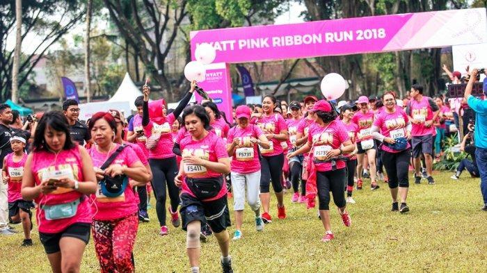 Pink Ribbon: Program CSR Hyatt untuk Pejuang Kanker