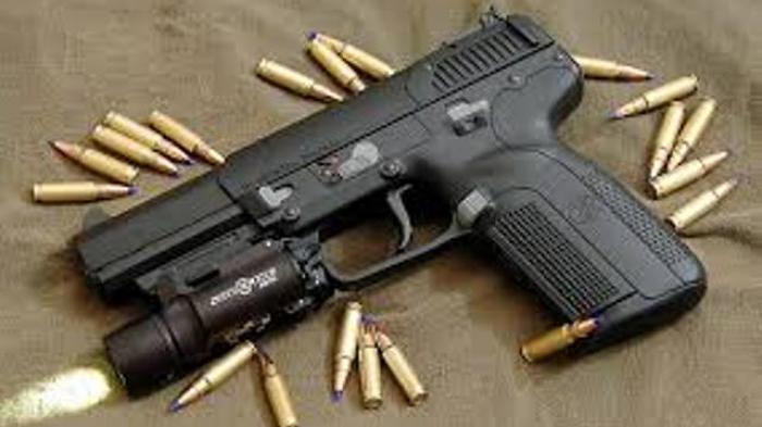 Selundupkan Senjata untuk Aksi 22 Mei, Mayjen S dan Praka BP Ditahan