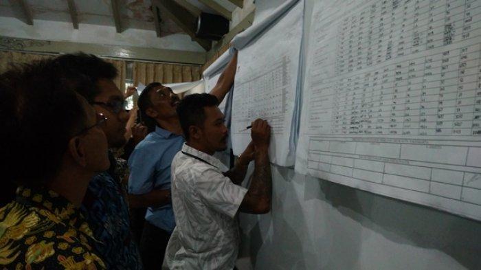 Rekapitulasi Suara Tingkat Kota Yogyakarta Telah Rampung, PSI Kantongi 1 Kursi di DPRD DIY