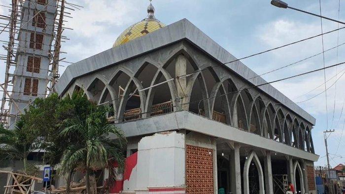 Menunjang Aktivitas Ibadah, PLN Berikan Bantuan Perbaikan dan Pembangunan Masjid