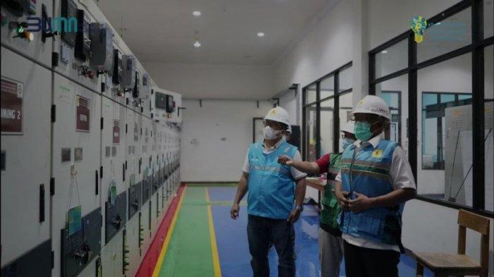 PLN Berhasil Menyalakan Kembali Kelistrikan di NTT