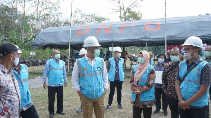 PLN Berikan Bantuan untuk Pengungsi Merapi
