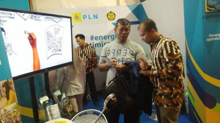 PLN UP3 Yogyakarta Ikut Semarakkan Sekaten 2018