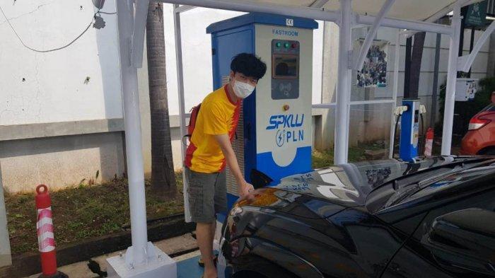 PLN Mendukung Pengembangan Ekosistem Electric Vehicle