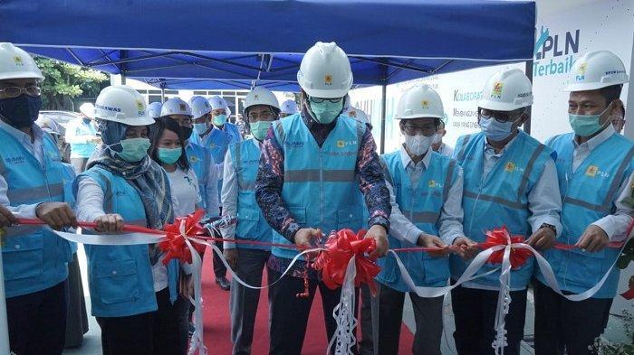 Tingkatkan Semangat Kinerja UP2D, PLN Resmikan Renovasi Gedung Dispatcher