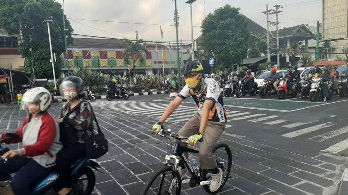 Plt Dishub DIY : Regulasi Sepeda Akan Sia-sia Jika Tidak Ada Dukungan Infrastruktur Lain