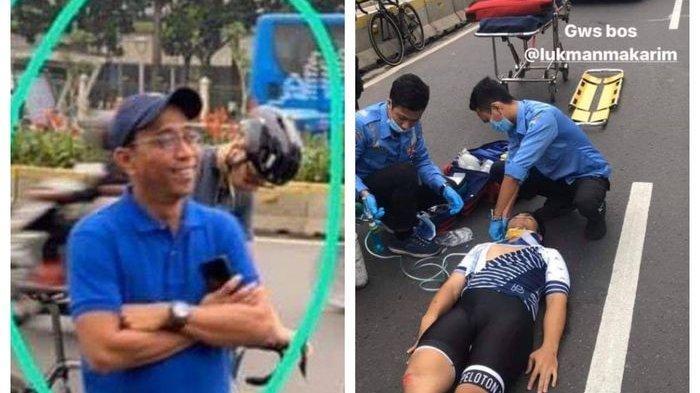 PNS yang Tabrak 7 Pesepeda Lalu Tanpa Merasa Bersalah Malah Cengengesan Ternyata Konsumsi Ekstasi