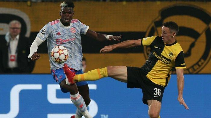 Young Boys 2-1 Man United: Rating De Gea, Wan-Bissaka,van de Beek, Bruno, dan Cristiano Ronaldo