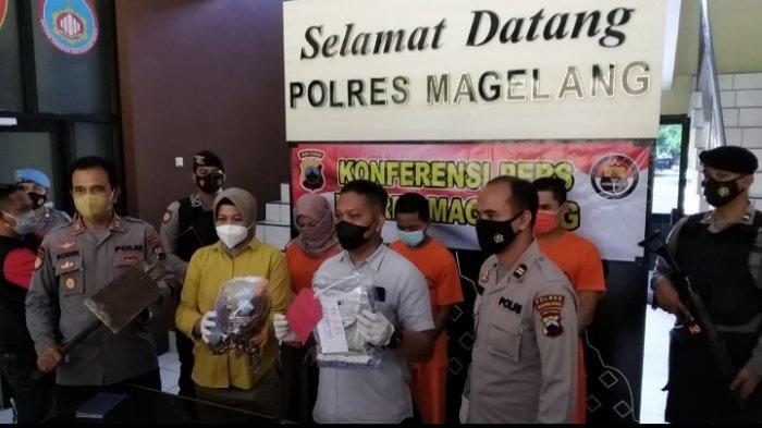 Pengakuan SR Dukun Pijat Aborsi di Magelang, Belajar dari Internet dan Patok Harga Rp 7,2 Juta