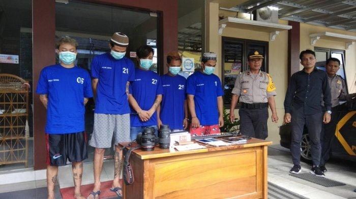 Polisi : Pelaku Kejahatan di Kecamatan Sewon Bantul Didominasi Anak Muda