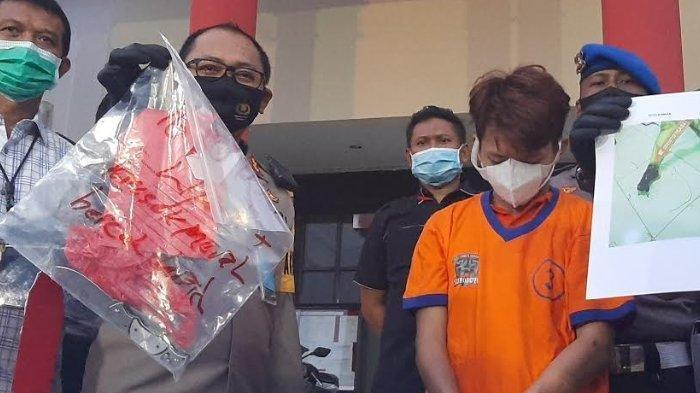 Polisi Tangkap Pelaku Pembunuhan Terapis Wanita di Surabaya, Masih Berstatus Mahasiswa
