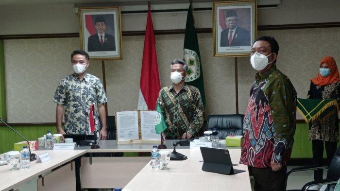 Politeknik LPP Yogyakarta Tandatangani MoU dengan APROBI dan APOLIN