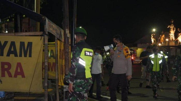 Polres Klaten dan Tim Gabungan Gelar Razia PKL dan Warung Kuliner, Ini Hasilnya
