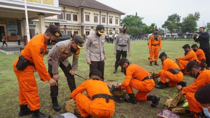 Polres Klaten Siapkan Tim Khusus untuk Evakuasi Warga KRB Gunung Merapi