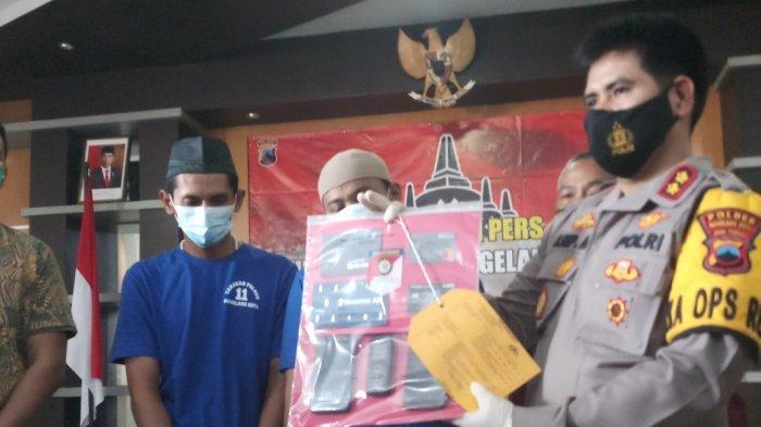 Polres Kota Magelang Ungkap Kasus Komplotan Penipuan Penjualan Kacang Hijau