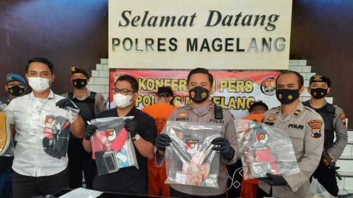 Petugas Kasir Otak Pencurian Uang UPK Gemilang Sejahtera