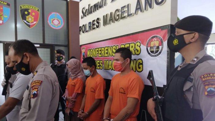 Polisi Tangkap Pelaku Aborsi Berstatus Mahasiswa di Magelang, Gugurkan Kandungan Bersama Pacar