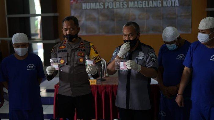 Modus Meminta Sumbangan Puluhan Juta, Penipu di Kota Magelang Diringkus Polisi