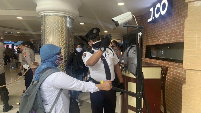Polresta Yogyakarta dan Galeria Mall Luncurkan Mall Tangguh COVID-19