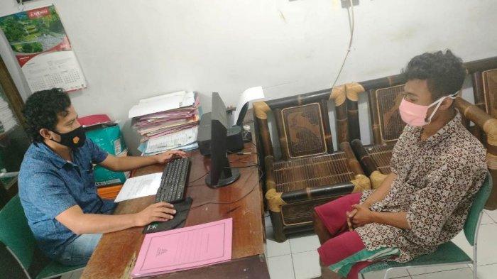 Polsek Kajoran Magelang Berhasil Bekuk Pencuri Handphone di Ladang Cabai