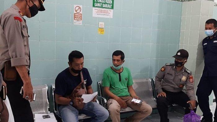 Polsek Sewon melakukan penyelidikan terkait kematian Naba Faiz (8) setelah makan sate.