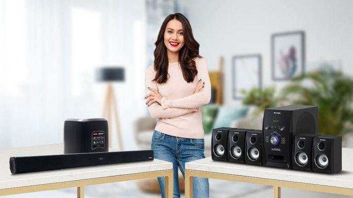 Speaker Ini Mampu Ciptakan Suara Berkelas di Ruangan Anda