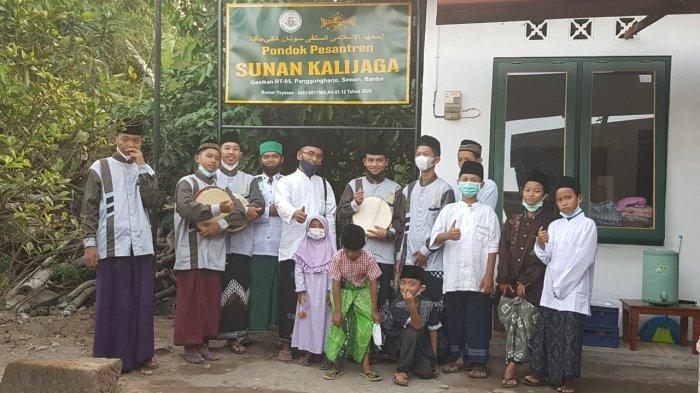 Kyai Kampung di Bantul Dukung Vaksinasi Covid-19