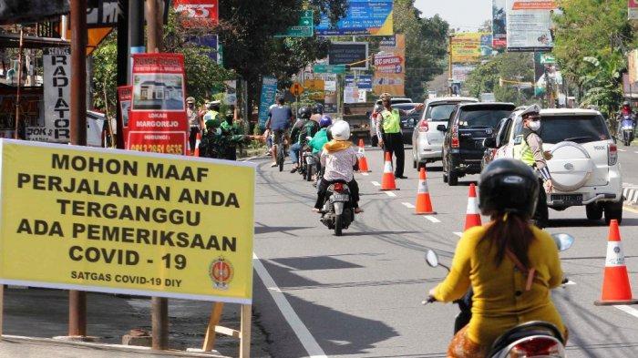 Puncak Gelombang Pemudik Masuk Yogyakarta Diprediksi Terjadi Akhir Tahun 2020