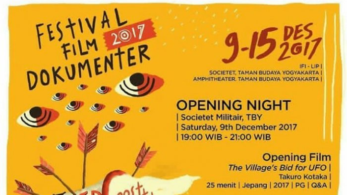 Populiskan Film Hingga Pemberantasan Info Ngawur Jadi Tujuan Utama FFD 2017