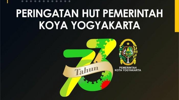 Perayaan Hut Pemkot Yogyakarta Ke 73 Jadi Momen Bangkitkan Optimisme Tribun Jogja