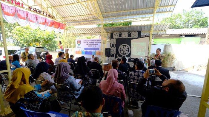 Kampung Tidar Campur akan Dijadikan Destinasi Pariwisata Baru Berbasis Teknologi dan Informasi